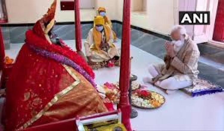 ভোট প্রচারে বাংলাদেশে মোদী